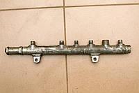 Топливная рейка в сборе (датчик давления) металл 1.9DCI Renault Laguna II 2000-2007