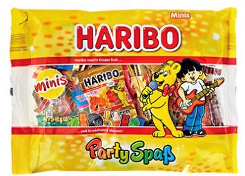 Жевательные конфеты Haribo Party-Spass 425 г