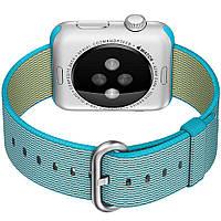 Ремешок HOCO Woven Nylon Blue для Apple Watch 38mm/40mm Series 5/4/3/2/1