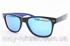 Ray Ban солнцезащитные очки с поляризацией, реплика, 810186