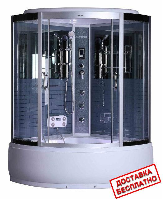 Гидромассажный бокс Santeh 384 G NEW 140х140