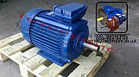 Электродвигатель 11 кВт 1000 об/мин 4АМ160S6