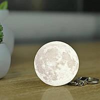 "Брелок-светильник ""Луна"" 3DTOYSLAMP"