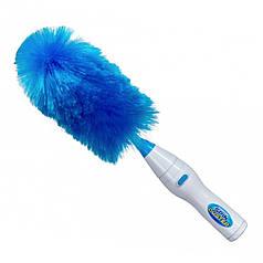 ϞЭлектрическая щетка Spin Duster для уборки пыли вращающаяся щетка метелка беспроводная