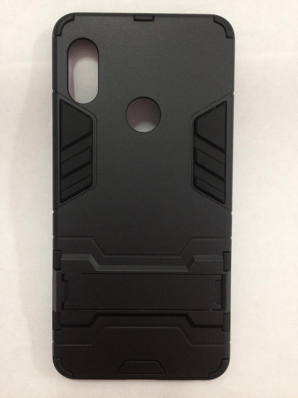 Чехол для Xiaomi Redmi Note 5 Terminator Black