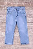 Светлые голубые джинсы, фото 1