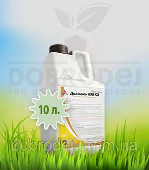 Пестицид Диазинон. Инструкция