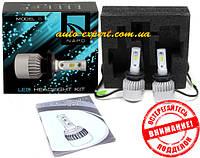 Автомобильные светодиодные лампы «Napo» LED G9 (H7)(6000K)(8000lm)(36W)(12-24V), фото 1