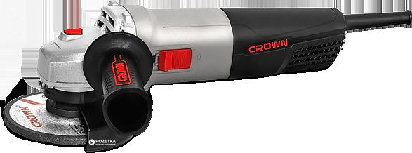 Углошлифовальная машина (болгарка) Crown CT13502-125R