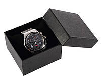 Подарочная коробка для часов черная