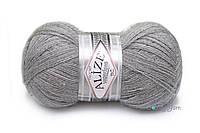 Alize Superlana Tig, серый меланж №21