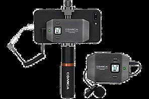 Петличная радиосистема COMICA CVM-WS50B для смартфонов (CVM-WS50B)