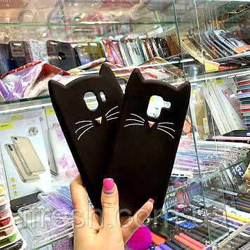 Чехол Кот для Samsung J4