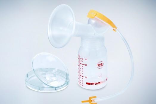 Набор для отсасывания грудного молока, размер L, Германия
