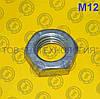 Гайки шестигранні низькі ГОСТ 5916-70, DIN 439, 936 М12