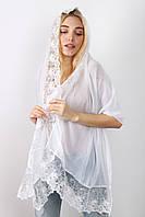 Женский полупрозрачный шарф
