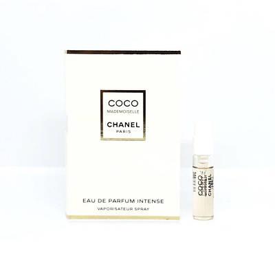 ПРОБНИК женские духи парфюмированая вода CHANEL Coco Mademoiselle Intense 1,5ml, восточный вечерний аромат