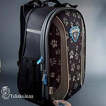 Рюкзак школьный каркасный Kite Education 703-2 Wolf K19-703M-2 ранец  рюкзак школьный hfytw ranec, фото 3