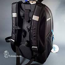 Рюкзак школьный каркасный Kite Education 703-2 Wolf K19-703M-2 ранец  рюкзак школьный hfytw ranec, фото 2
