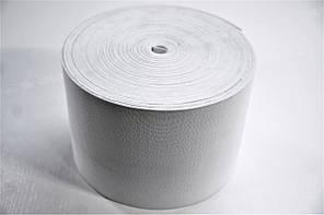 Резинки на голенище эластичные 14 см. цвет белый(Италия), фото 3