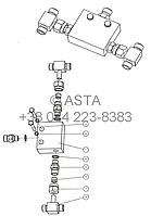 Золотник W14F8A9