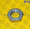 Гайки шестигранные низкие ГОСТ 5916-70, DIN 439, 936 М18