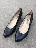 Туфлі жіночі шкіряні , виробництва Іспанії