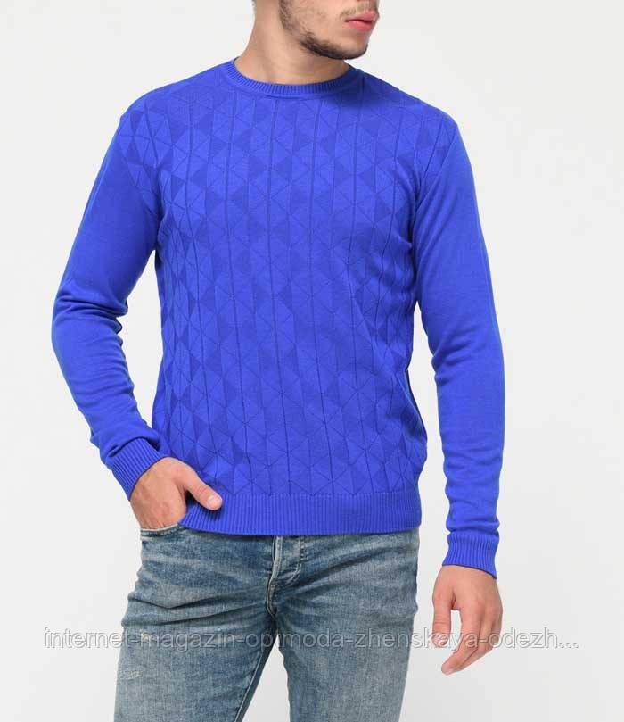 Легкие мужские свитера до ХХЛ