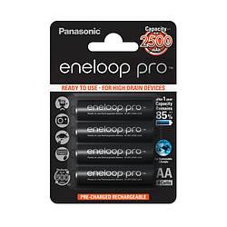 Аккумуляторы Panasonic Eneloop АА XX 2500mAh BK-3HCDE (4шт.)