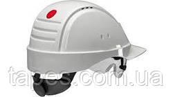 3М G2000DUV-VI Защитная каска с вентиляцией белая