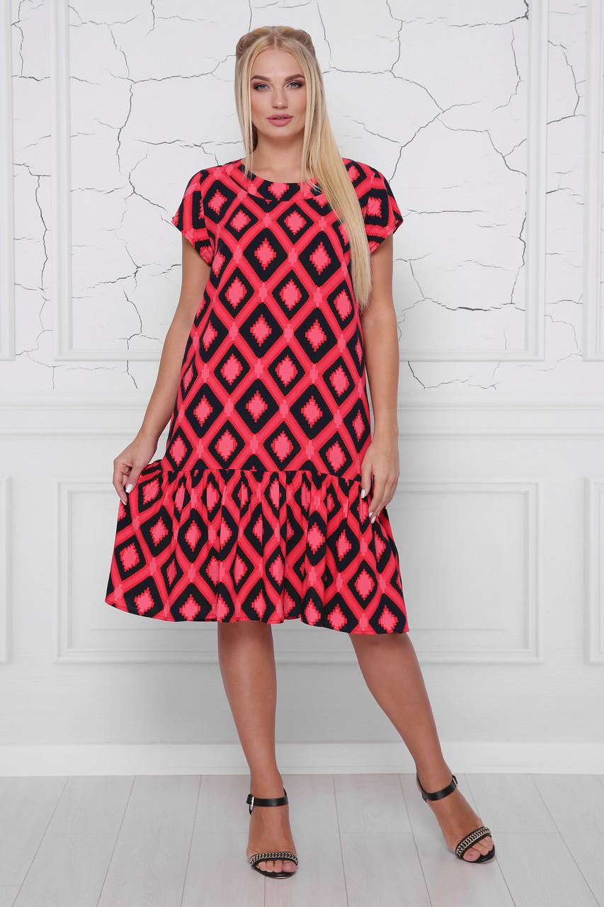 d29124a86a33c78 Купить Красивое женское летнее платье fnc-1073 в интернет-магазине ...