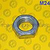 Гайки шестигранные низкие ГОСТ 5916-70, DIN 439, 936 М24