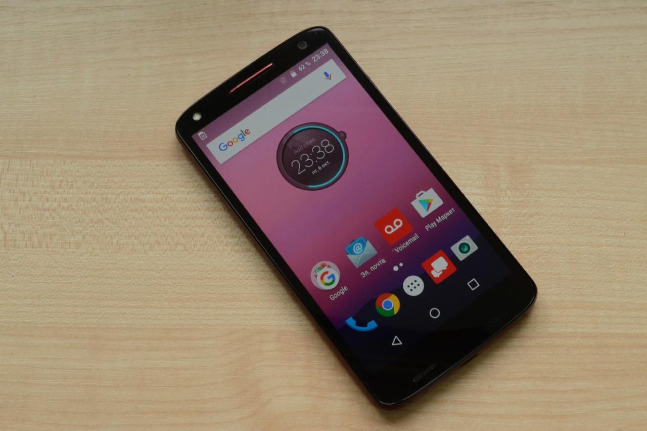 Motorola Droid Turbo 2 Black Nylon XT1585 64Gb Оригинал!