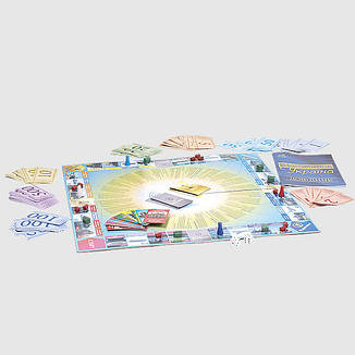 Настольная игра Arial Капіталіст Україна 910824, фото 2