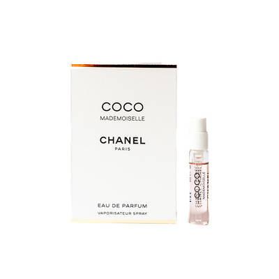 ПРОБНИК жіночі парфуми CHANEL Coco Mademoiselle 2ml, парфюмированая вода квітковий шлейфовый аромат ОРИГІНАЛ