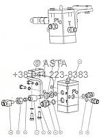 Клапан стояночного тормоза W14F8A10