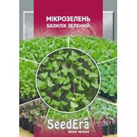 Семена микрозелень (микрогрин) базилик зеленый