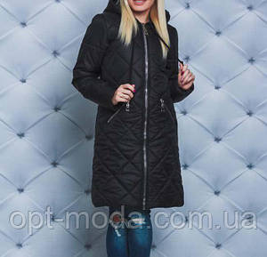 Зимнее пальто женское 42-58