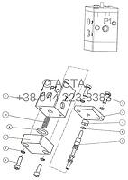Тормозной переключатель TB910000100, фото 1