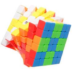 YJ YuShi color | Кубик 6х6 без наклеек YJYS66