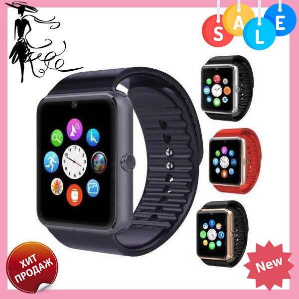 0819aa05 Смарт часы GT08 умные Smart часы - Интернет магазин