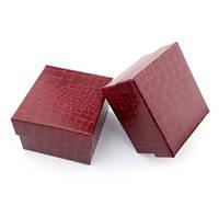Подарочная коробка для часов красная, фото 1