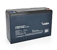 Тяговый аккумулятор Merlion 6-DZM-33 12В 33Aч