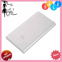 Павербанк Супер тонкий! Power Bank Xiaomi Mi Slim 12000 mAh (серый), фото 1