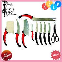 Превосходный набор кухонных ножей Contour Pro Knives (Контр Про)