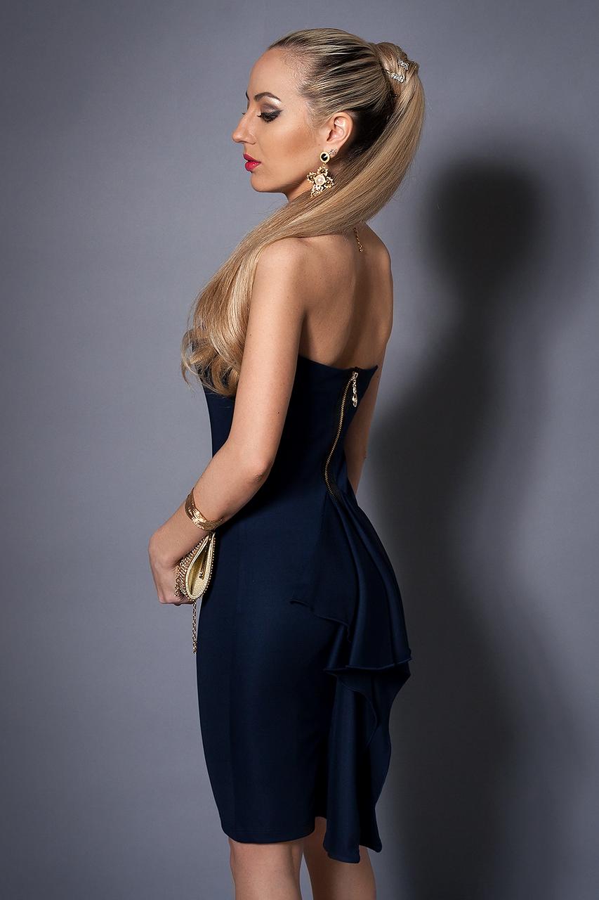 Платье женское с болеро,мод 473-1 размеры  42-44,44-46
