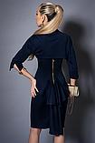 Платье женское с болеро,мод 473-1 размеры  42-44,44-46, фото 3