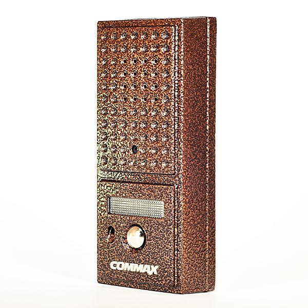 Commax DRC-4CPN2 90° brown цветной дверной блок