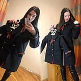 Пальто в стиле family look, женское пальто, детское пальто, фэмили лук , фемили лук , фото 2