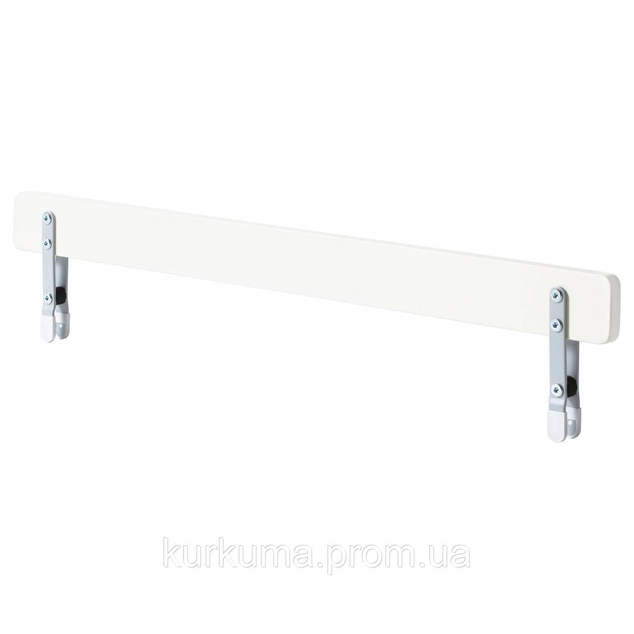 IKEA VIKARE Защитный бортик, белый  (300.992.93)